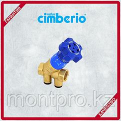 Клапан ручной балансировочный Cimberio Cim 787OTR (R 1/2'')