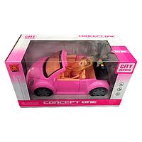 Автомобиль Wenyi City Service с куклой