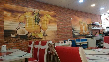 Стеновые панели-картины для декора ресторана, фото 2