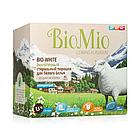 BioMio стиральный порошок для белого, без  запаха
