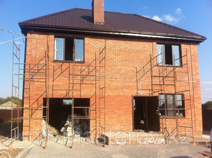 Строительство домов под чистовую 160 кв.м