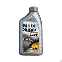 Моторное масло Mobil Super™ 3000 X1 Diesel 5W-40 1литр
