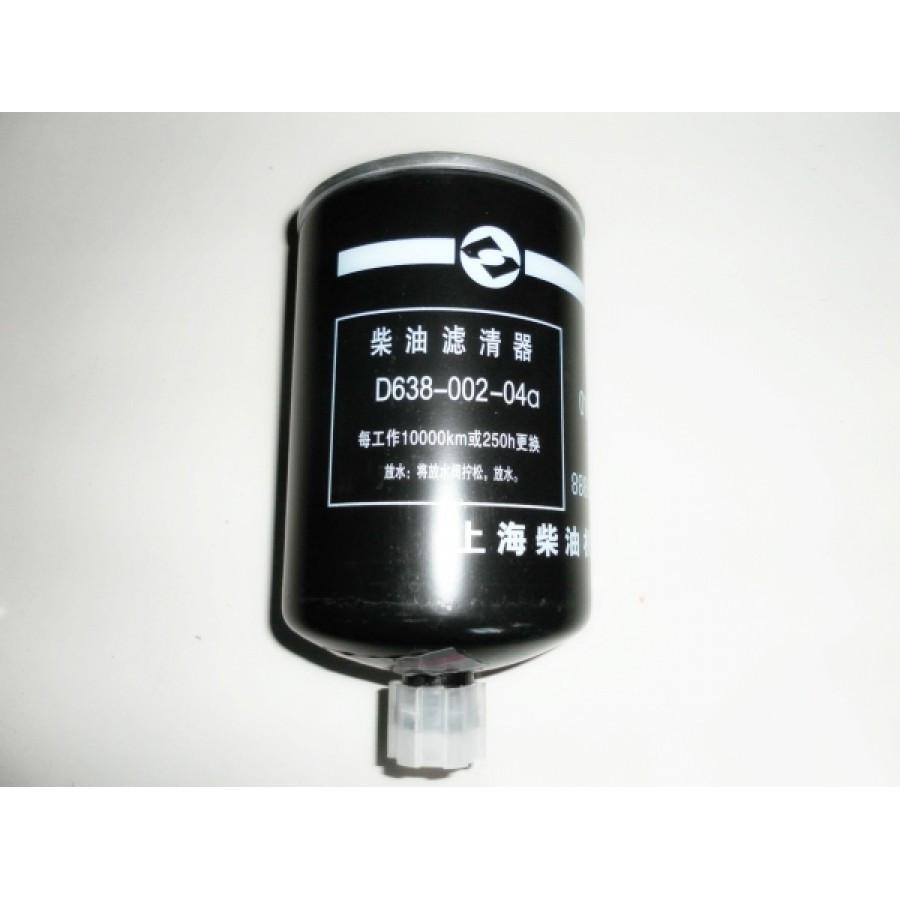 Топливный фильтр D638-002-04+A/D638-002-04a