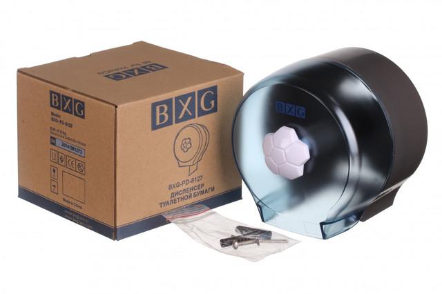 настенный диспенсер для туалетной бумаги в стандартных рулонах
