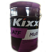 Трансмиссионное масло масло Kixx ATF Multi   20литров