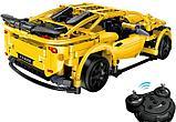 Конструктор на радиоуправлении CaDa Technic 2,4Ггц Спортивная машина 419 детали (C51008W) аналог Lego Technic, фото 3