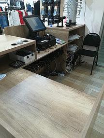 Торговое оборудование для сети магазинов одежды ZERO.  33