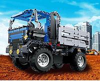 Конструктор радиоуправляемый 2,4Ггц CaDa Technic Самосвал 638 деталей (C51017W))аналог Lego Technic, фото 1
