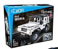 Конструктор на радиоуправлении 2,4Ггц Cada Technic джип Land Rover 533 детали (C51004W) аналог Lego Technic, фото 1