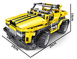 Конструктор QiHui 8003 mechanical master 2 in 1 (426 дет) аналог LEGO Technic лего техник на пульт управлнии, фото 2