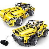 Конструктор QiHui 8003 mechanical master 2 in 1 (426 дет) аналог LEGO Technic лего техник на пульт управлнии, фото 3