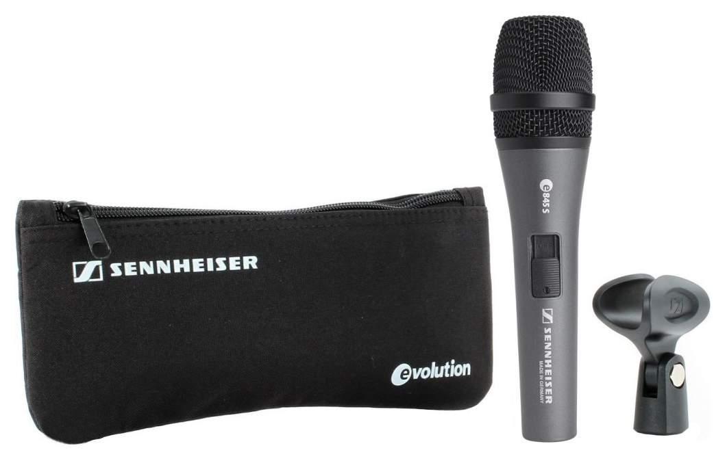 Микрофон Senheiser E845-S