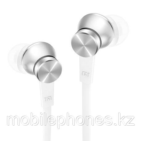 Наушники Xiaomi Piston Headphones Basic Silver