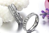 """Парные кольца для влюбленных """"Светлые чувства""""*, фото 1"""
