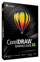 Программа для создания и редактирования иллюстраций CorelDRAW Graphics Suite X6