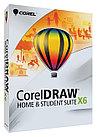 Цифровое мультимедийное ПО CorelDRAW Home & Student Suite X6