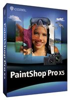 Программа для обработки цифрового фото Corel PaintShop Pro X6