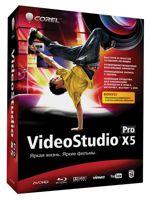 Видеоредактор Corel VideoStudio Pro X6