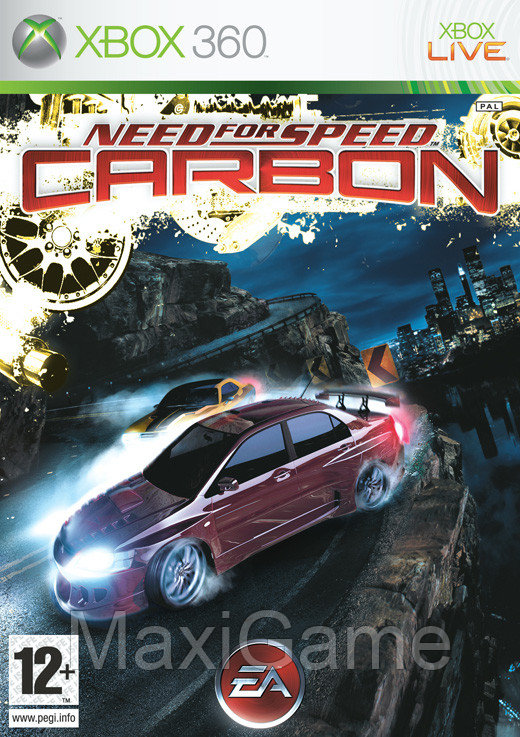 Need For Speed - Carbon (Race Arcade) - MaxiGame в Алматы