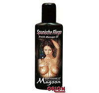 MAGOON Масло массажное Spanish Fly 100ml