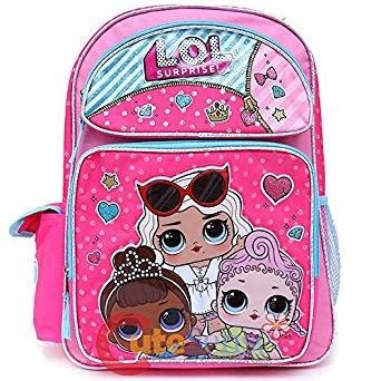 """L.O.L Surprise! Small School Backpack 12"""""""