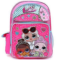 L.O.L Surprise! Small School Backpack 12""