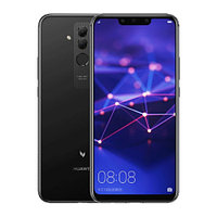 Huawei Mate 20 Lite, 64GB - Black смартфон (Huawei Mate 20 Lite Black)