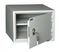 Металлический бухгалтерский шкаф КБС-02, одна секция, фото 1