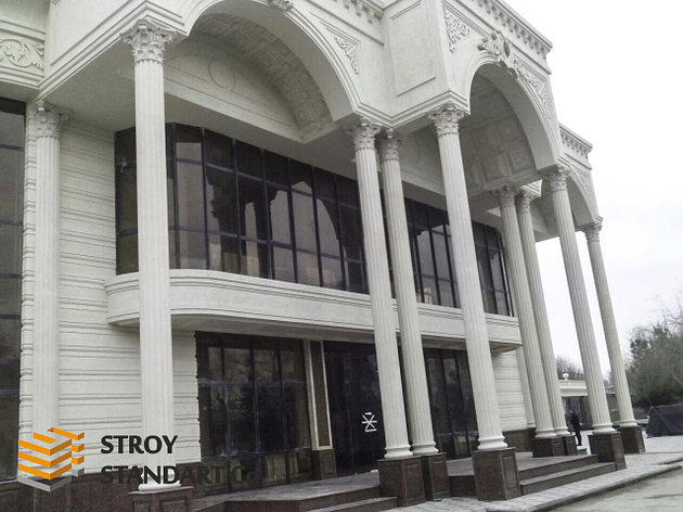 Декор фасадов ресторанов, фото 2