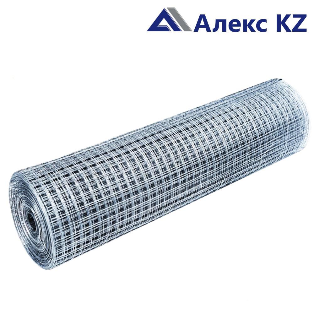 Сетка для штукатурки оцинкованная 25*25 (d 1,4 мм) 10 м.