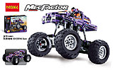 Конструктор Decool 3381 Monster Trucks Монстр грузовик аналог Лего Техник (LEGO Technic)., фото 3