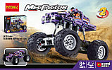 Конструктор Decool 3381 Monster Trucks Монстр грузовик аналог Лего Техник (LEGO Technic)., фото 4