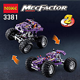 Конструктор Decool 3381 Monster Trucks Монстр грузовик аналог Лего Техник (LEGO Technic)., фото 2