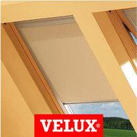 Шторы на мансардные окна Velux 94х140 цвет бежевый