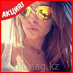 Очки RAY BAN AVIATOR GRAY BLUE GRADIENT, Оригинал!, фото 2