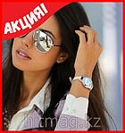 Очки RAY BAN AVIATOR GRAY BLUE GRADIENT, Оригинал!, фото 4