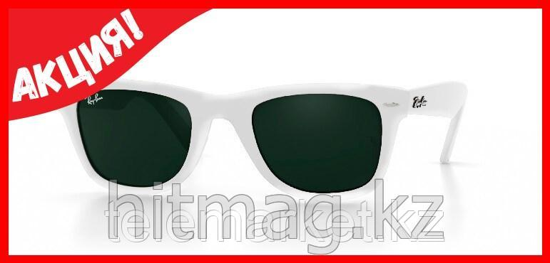Очки RAY BAN WAYFARER BLACK WHITE, Оригинал!