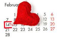 С наступающим праздником всех влюбленных!