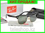 Очки RAY BAN AVIATOR GRAY BLUE GRADIENT, Оригинал!, фото 6