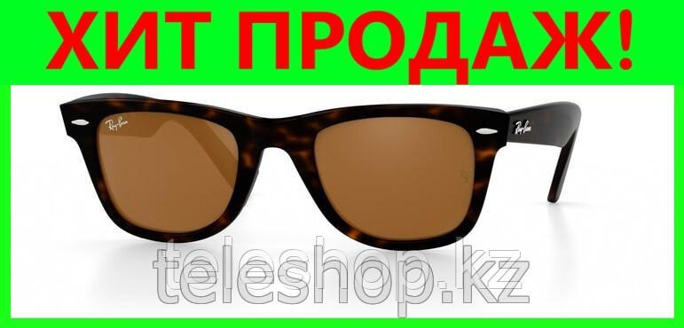 Очки RAY BAN WAYFARER LIGHT TORTOISE, Оригинал!