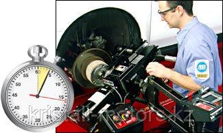 Проточка тормозных дисков на легковых автомобилях