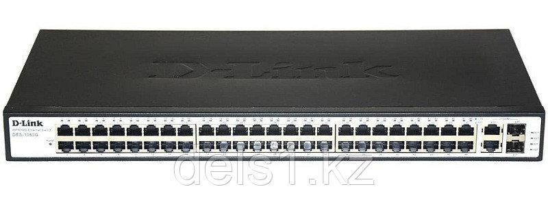 Неуправляемый коммутатор D-link DES-1050G