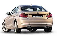 Выхлопная система Supersprint на BMW 2 F22