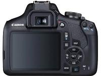 Canon EOS 2000D Kit EF-S 18-55 IS II Black, фото 2