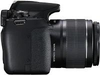 Canon EOS 2000D Kit EF-S 18-55 IS II Black, фото 4