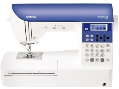 Brother INNOV-'IS 670 White