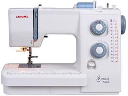 Швейная машина Janome Sewist 525 S White