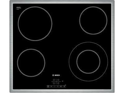 Встраиваемая  варочная поверхность Bosch PKF645B17 Black