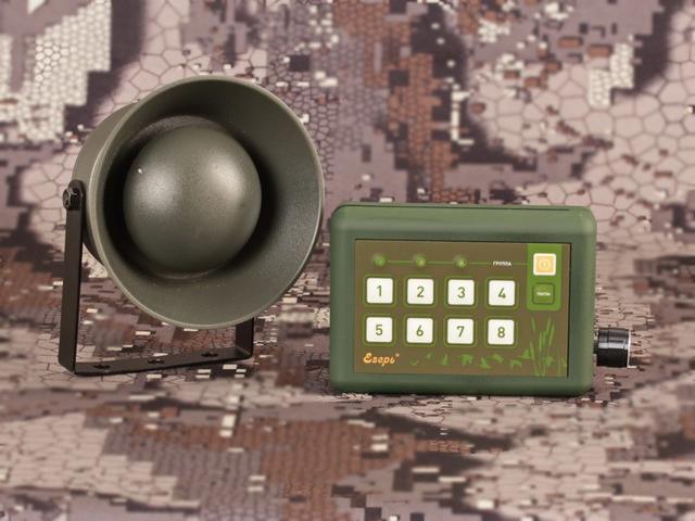 Егерь-3 с внешним динамиком Егерь-small