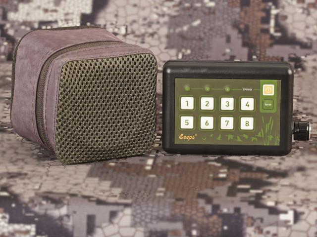 Егерь-3 с динамиком Егерь-II